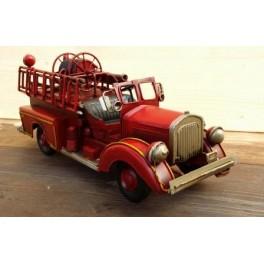 Blikken auto Brandweer