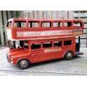 Blikken Auto Dubbeldekker London